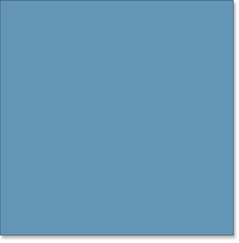 A transparent blue background